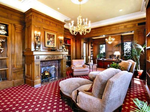 Old World Charmer Dream House Plans