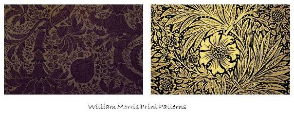 William Morris Print Patterns