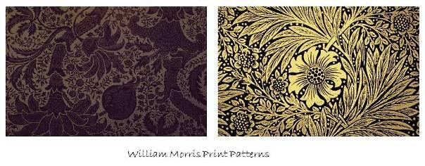 William Morris Print Patterns