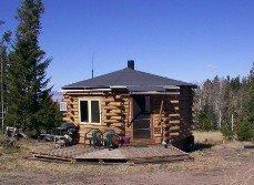 My brother Jon's cabin