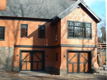 garage doors, carriage house doors