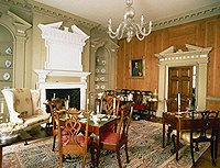 Georgian Architecture Gunston Hall Palladian Room