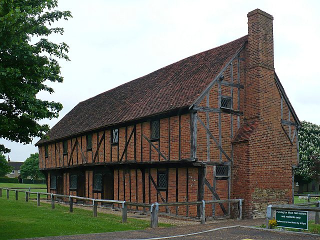 Moot Hall with juttied second story