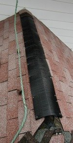 A Ridge Vent For My Roof Repair